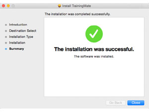 Mac OS X installation fixed!